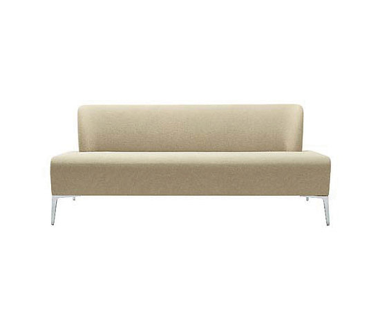 Alphabet­ - Fi Large | Sofa by Segis | Lounge sofas
