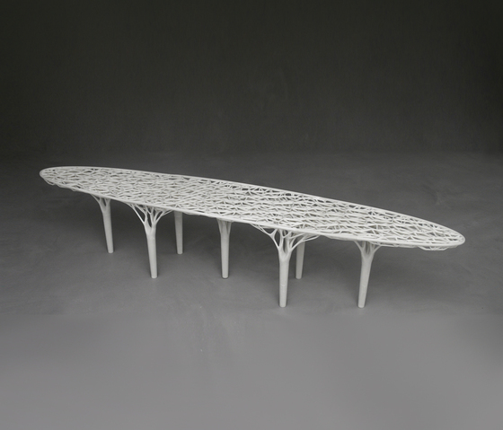 Trabecula Bench by Freedom Of Creation | Upholstered benches