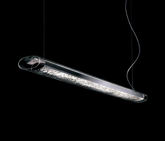 Line | 449 von Oluce | Allgemeinbeleuchtung