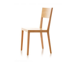 S12 chair by B+W | Restaurant chairs
