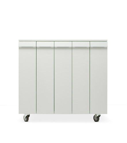 Grey Cabinet [prototype] by Linus Berglund | Cabinets