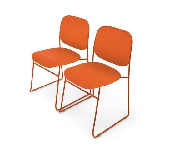 Bay by Crassevig | Visitors chairs / Side chairs