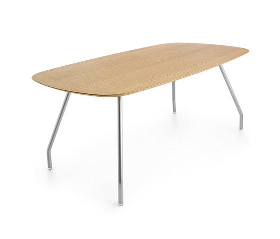 Mono Worktop by Crassevig | Individual desks