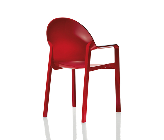 Tosca by Magis | Visitors chairs / Side chairs