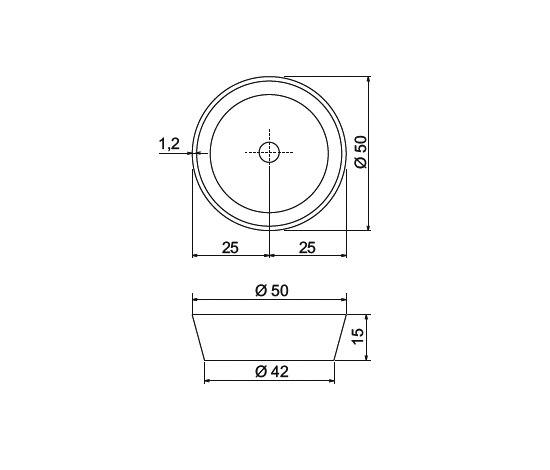 Pila 1 by antoniolupi | Wash basins