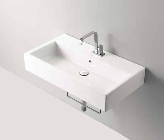 Fiume 3 by antoniolupi | Wash basins