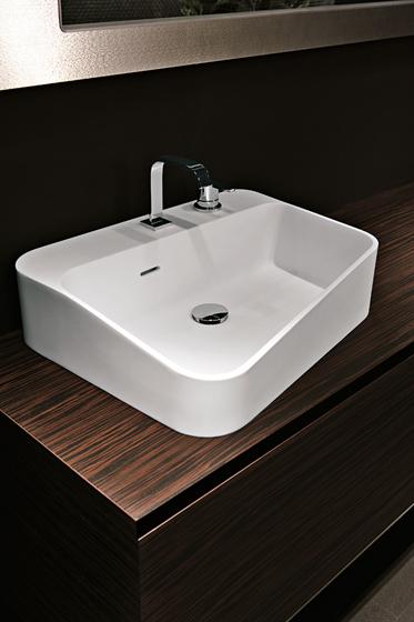 Alveo 1 by antoniolupi | Wash basins