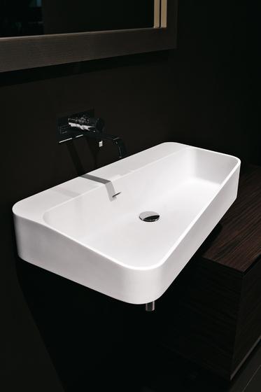 Alveo 2 by antoniolupi | Wash basins