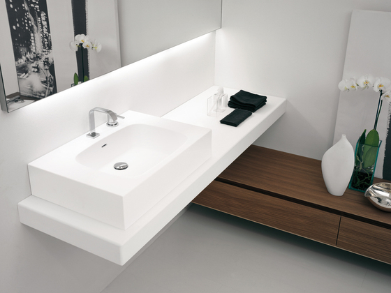 Body 2 by antoniolupi | Wash basins