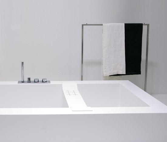 Link by antoniolupi | Towel rails