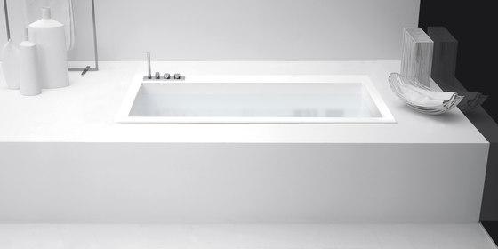 Biblio by antoniolupi | Built-in bathtubs