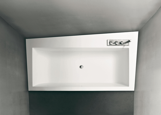 Biblio 20/21 special measurement by antoniolupi | Built-in bathtubs