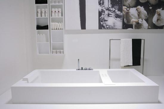 Biblio 80/81 by antoniolupi | Built-in baths