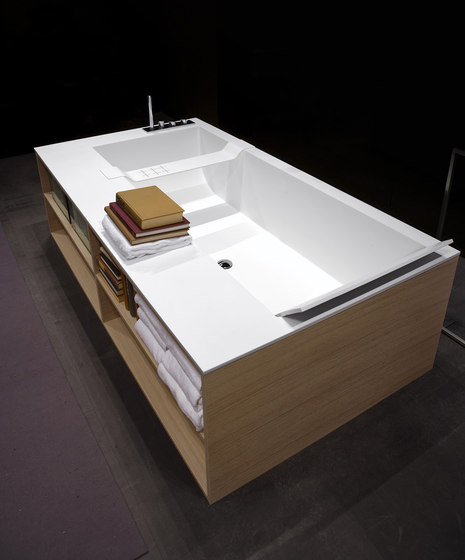 Biblio by antoniolupi | Free-standing baths