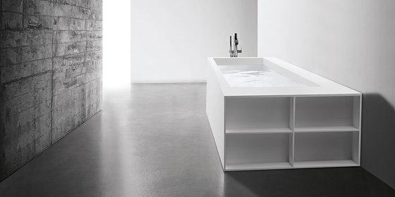 Biblio by antoniolupi | Free-standing baths