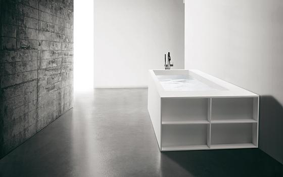 Biblio 42/43 by antoniolupi   Free-standing baths