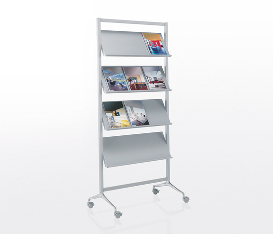 Archistand by Caimi Brevetti | Brochure / Magazine display stands
