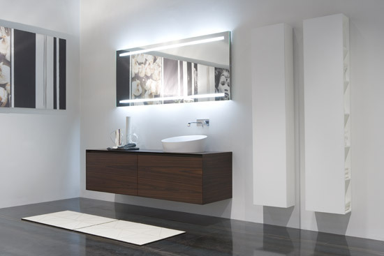 Spio 150/175 by antoniolupi | Wall mirrors