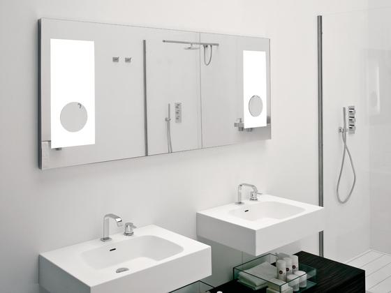 Viso 2 by antoniolupi | Wall mirrors