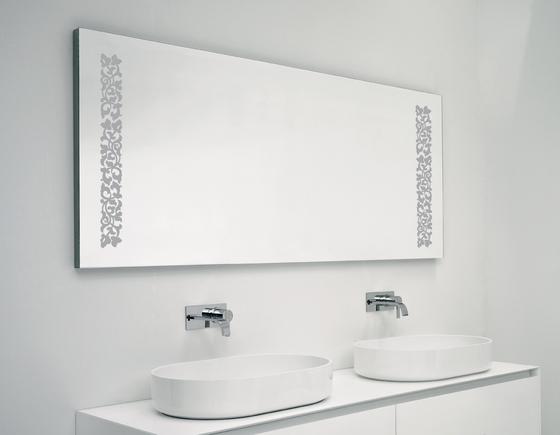 Flò 50/75 di antoniolupi | Specchi da parete