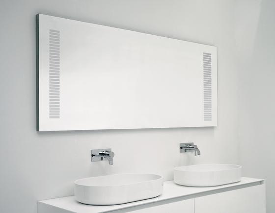 Cross 50/75 by antoniolupi | Wall mirrors