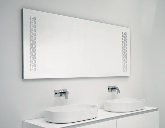 Pulp 50/75 by antoniolupi   Wall mirrors