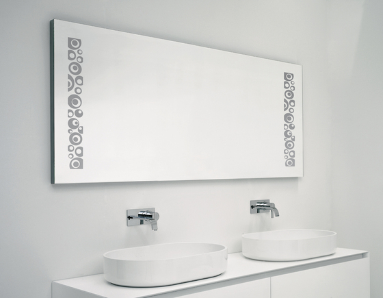 Alka 50/75 by antoniolupi | Wall mirrors