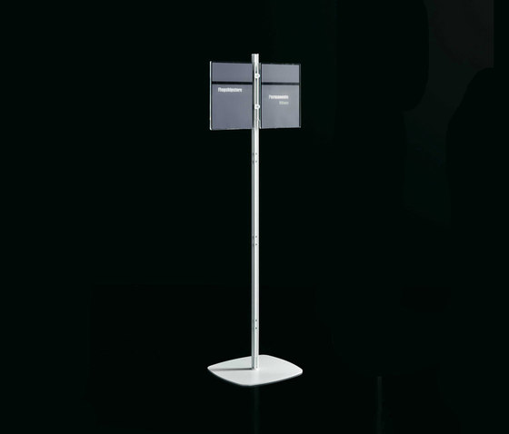 Arianna Totem by Caimi Brevetti | Wayfinding