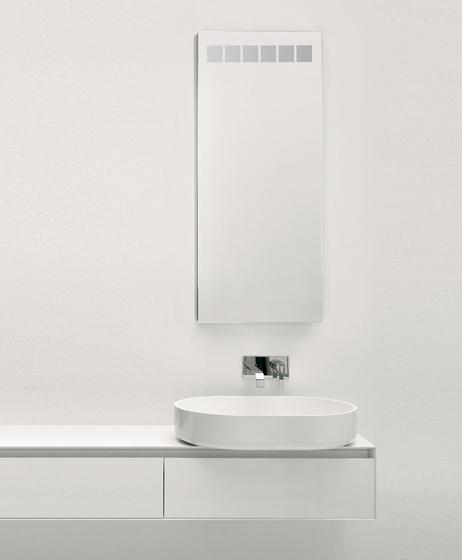 Ciok 1/2/3 by antoniolupi | Wall mirrors