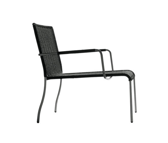 Agra Lounge LP by Accademia | Garden armchairs