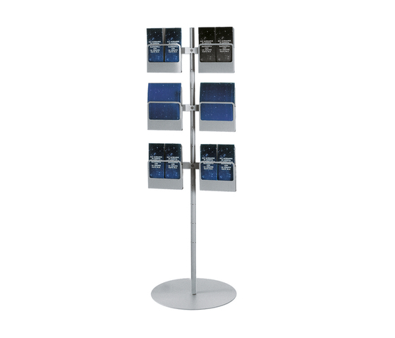 Koala Totem by Caimi Brevetti | Brochure / Magazine display stands