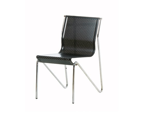Pitagora by Caimi Brevetti | Visitors chairs / Side chairs
