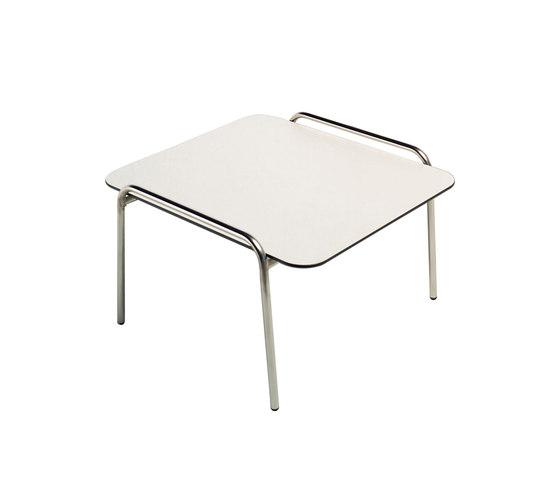 Agra Table TQB de Accademia | Mesas auxiliares de jardín