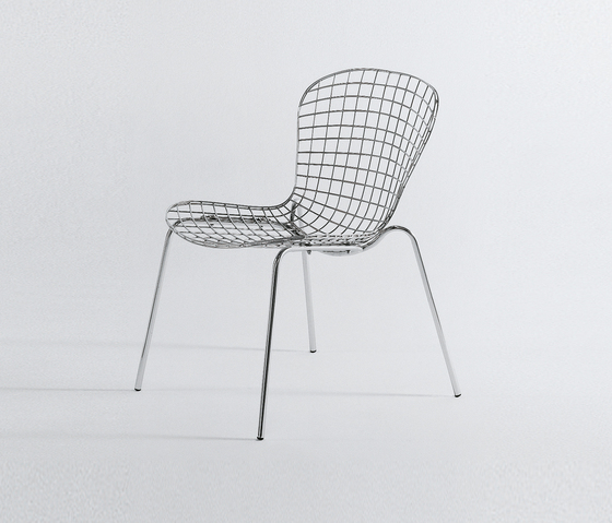 Senzatempo by Caimi Brevetti | Visitors chairs / Side chairs