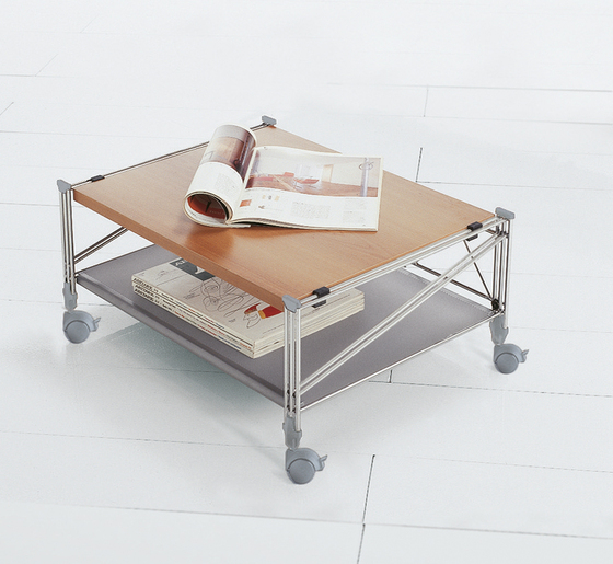 Socrate Carrelli by Caimi Brevetti | Lounge tables