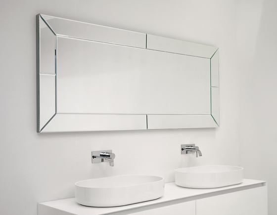 Damasco 75 by antoniolupi | Wall mirrors