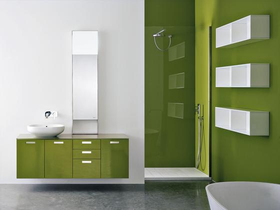 Bop 21 by antoniolupi | Wall mirrors