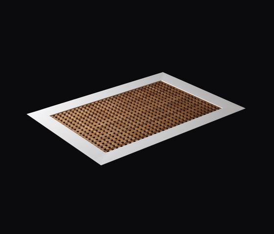 Slab 21/22/23/24 by antoniolupi | Shower trays