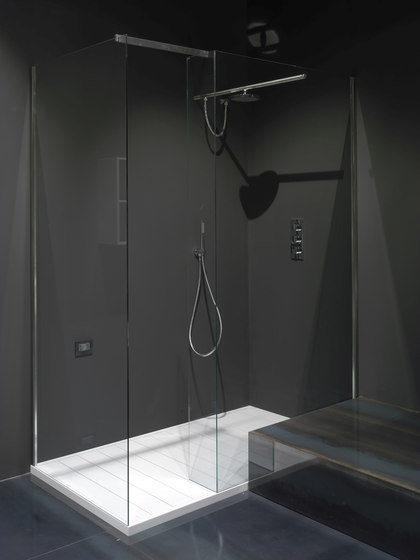 Combi by antoniolupi | Shower screens