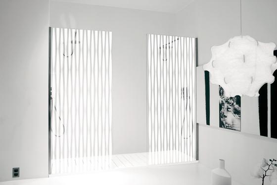 Orne Bambu by antoniolupi | Shower screens