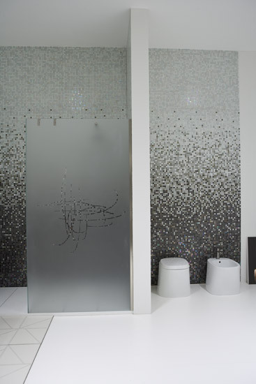 Orne Jap/N by antoniolupi | Shower screens