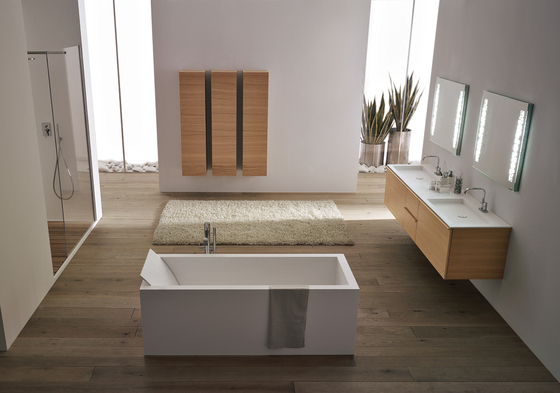 Materia Collection by antoniolupi | Vanity units