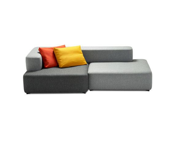Alphabet™ | PL210-1 by Fritz Hansen | Lounge sofas