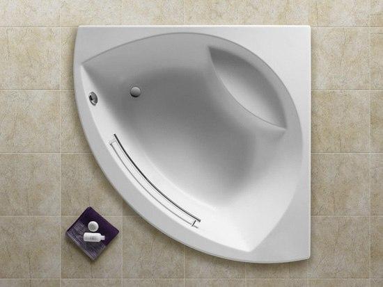 Novara acrylic bath de ROCA | Baignoires d'angle