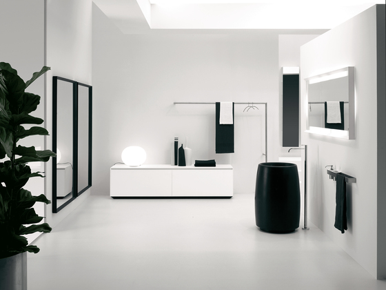Panta Rei Collection di antoniolupi | Contenitori bagno