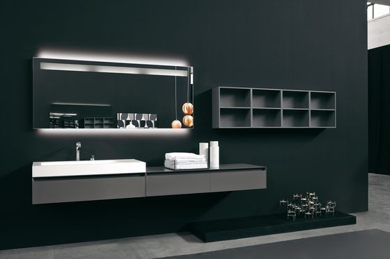 Panta Rei Collection by antoniolupi | Wall cabinets