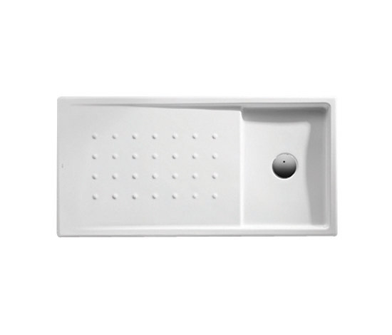 Malta walk-in shower tray de ROCA | Bacs à douche
