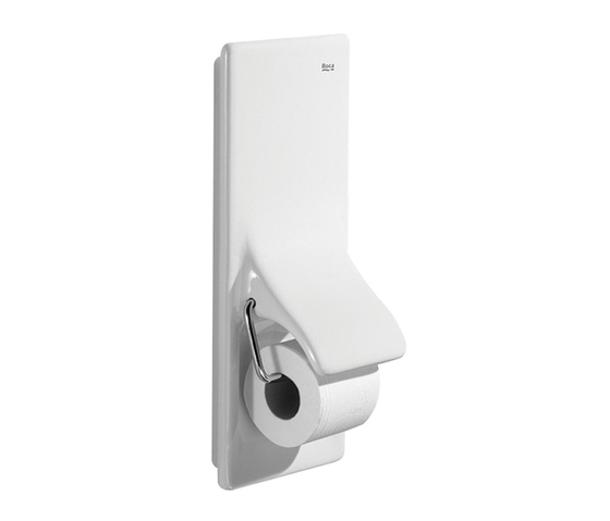 Frontalis toilet roll holder by ROCA | Paper roll holders
