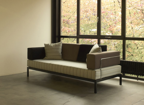 Sofa by Lehni | Lounge sofas
