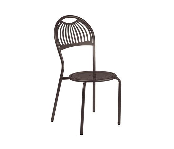 Coupole | 354 de EMU Group | Sillas para restaurantes